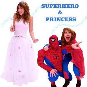 2 -Superhero and princess-1
