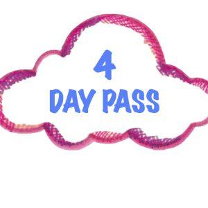 4 day pass